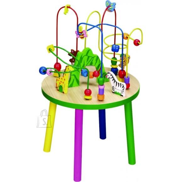 Gerardo's Toys motoorikakeskus laual