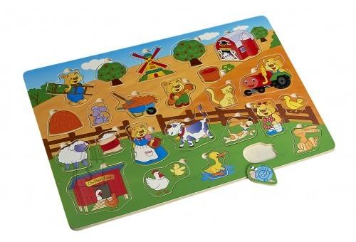 Gerardo's Toys pusle farm
