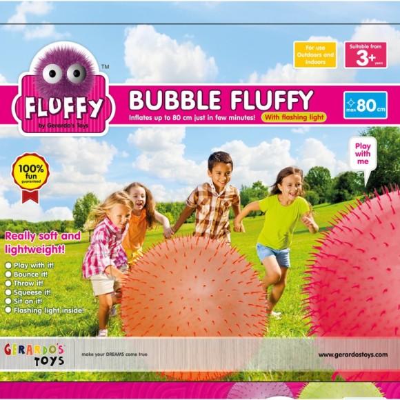 Gerardo's Toys Bubble Fluffy pall elektripumbaga