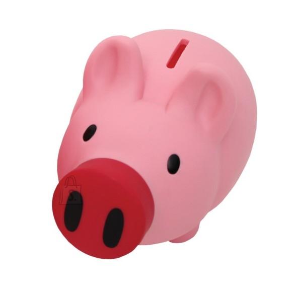 Gerardo's Toys Piggie Bank roosa rahakassa