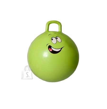 Gerardo's Toys Fun Ball roheline hüppepall 40 cm