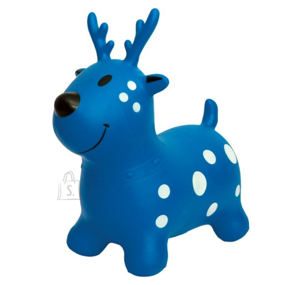 Gerardo's Toys Jumpy hüppeloom sinine põder