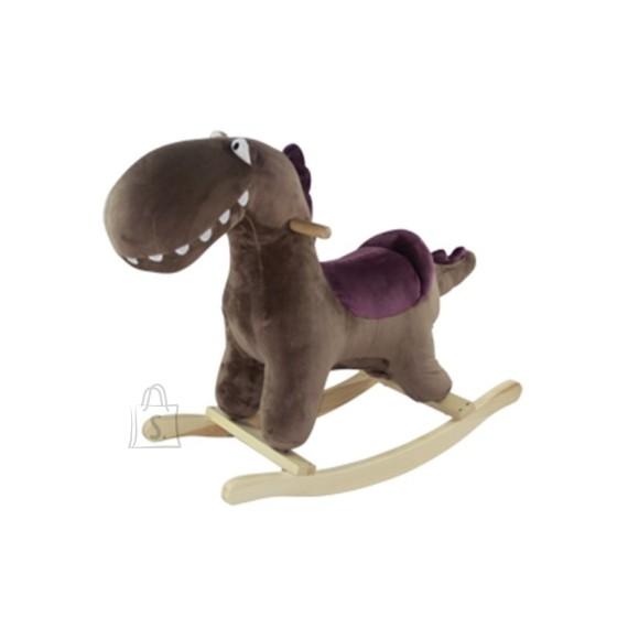 Gerardo's Toys pruun kiikloom Dino