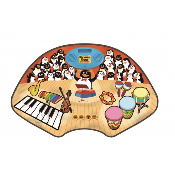 Zippy Mat mängumatt Pingviinide orkester