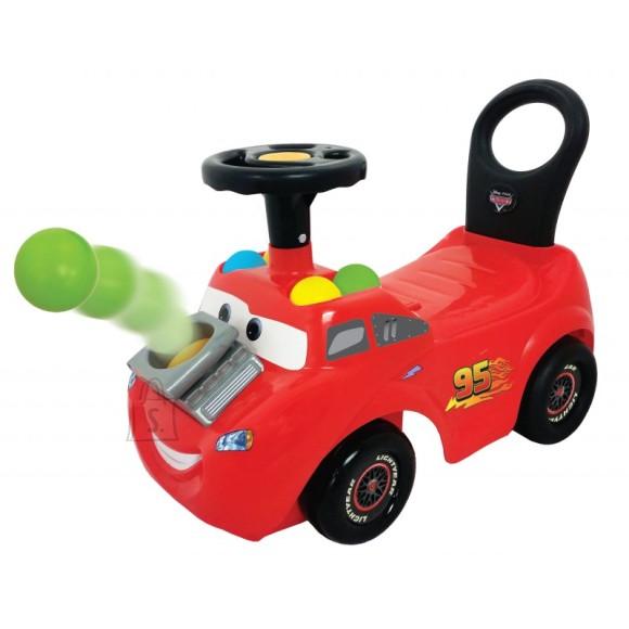Kiddieland Cars pealeistumise auto pallidega