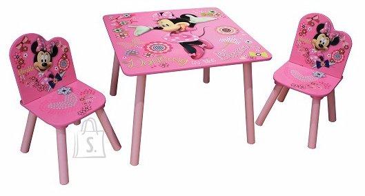Disney Minni laud ja toolid