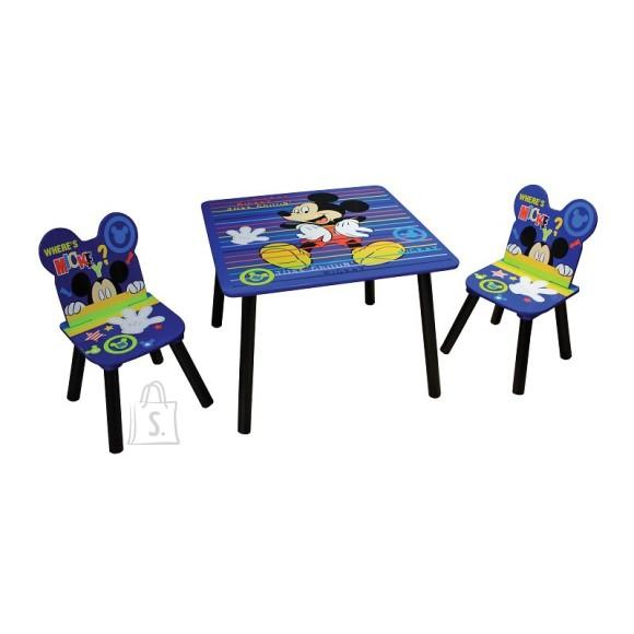 Disney Miki laud ja toolid