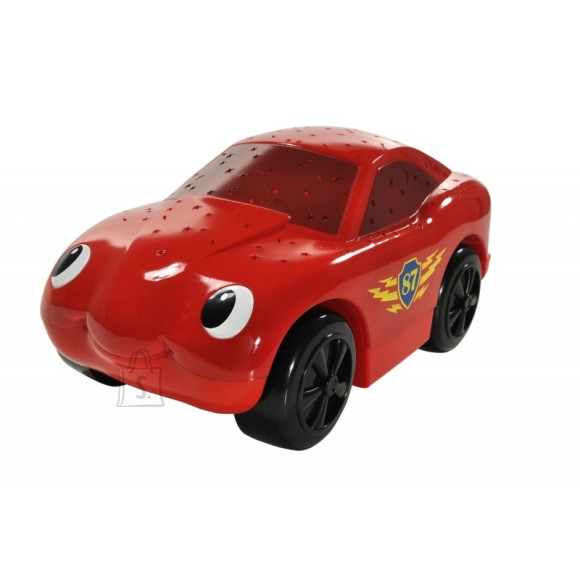 Cloud B öölamp punane auto
