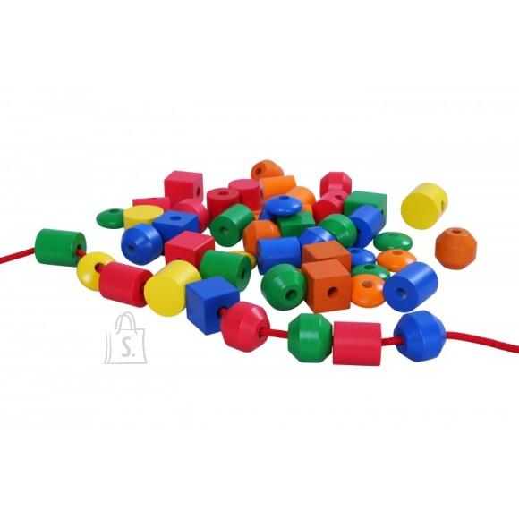 Gerardo's Toys puidust helmed 50 osa