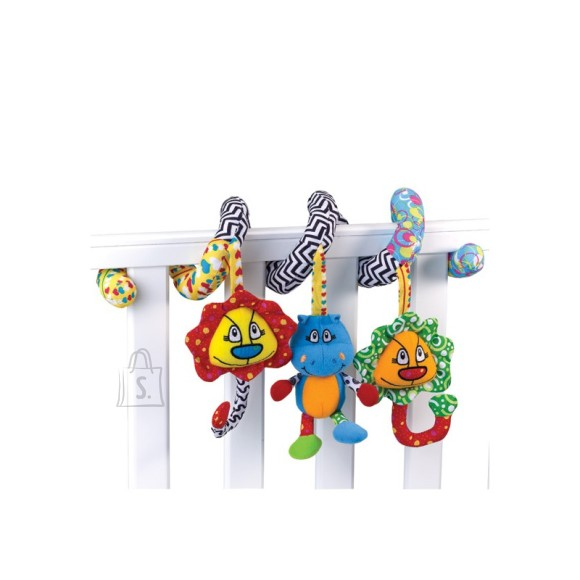 Gerardo's Toys spiraal džungli sõbrad