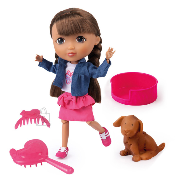 Gerardo's Toys Eestikeelne nukk Eliise