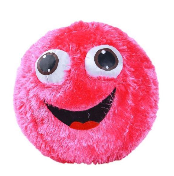 Gerardo's Toys Karvane pall Frienzy 23cm roosa