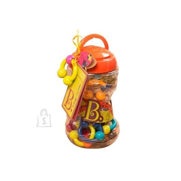 B Toys Papaya ämber rõngastega