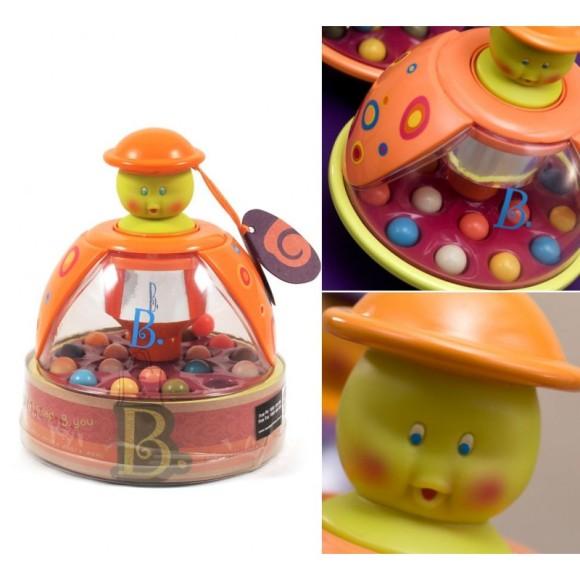 B Toys Poppitoppy pallimäng