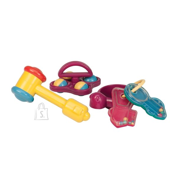 Battat Minu esimesed mänguasjad