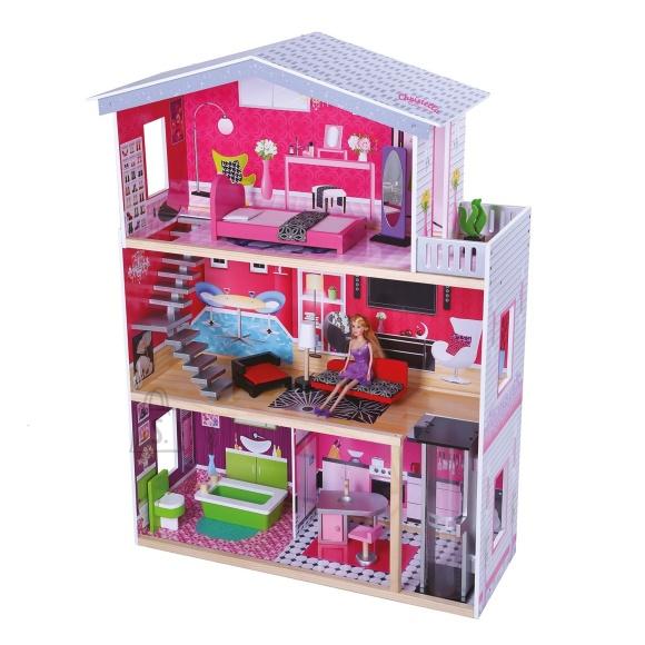 Gerardo's Toys Puidust nukumaja Christella