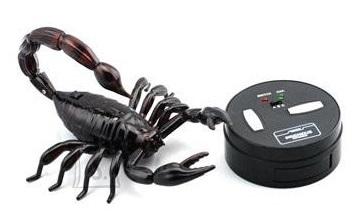 Puldiga juhitav Skorpion