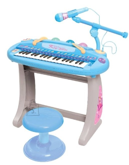 Süntesaator tool+mikrofon sinine