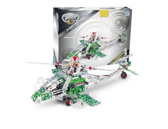 Metallkonstruktor Helikopter