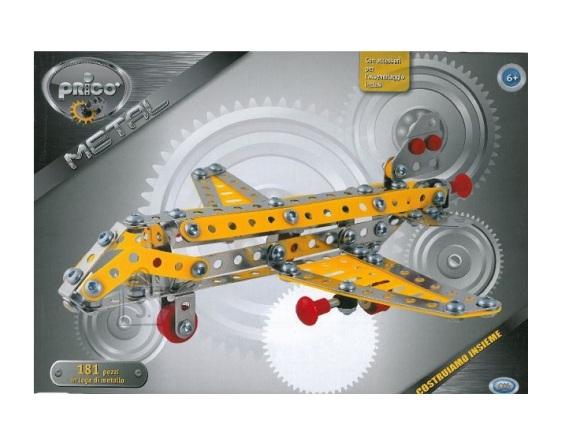 Metallkonstruktor Lennuk