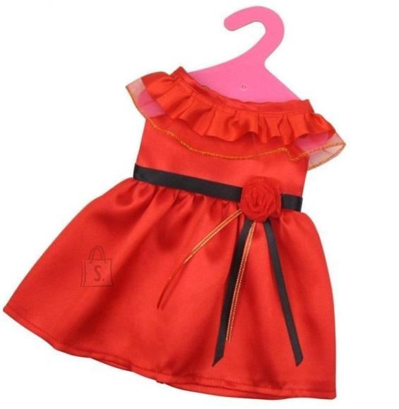 Nuku kleit punane