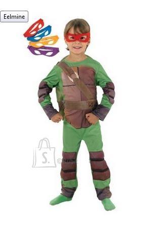 Kostüüm Ninja Turtles L