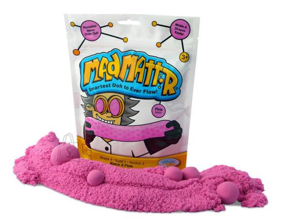 Veniv liiv Mad MattR roosa
