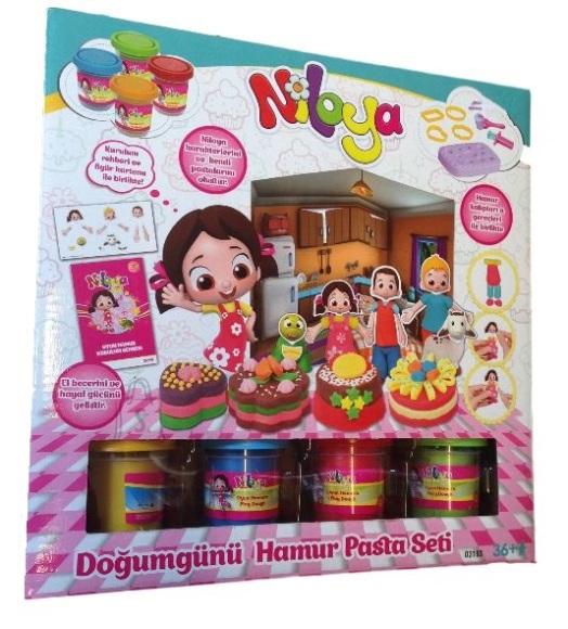 Dough Craft Sünnipäevatort