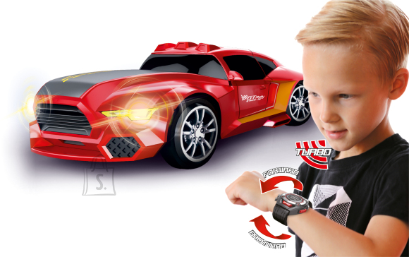 Gerardo's Toys Häälkäsklusel juhitav Spiooniauto