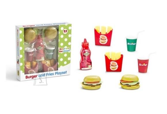 Mängutoit Burger 23 osa
