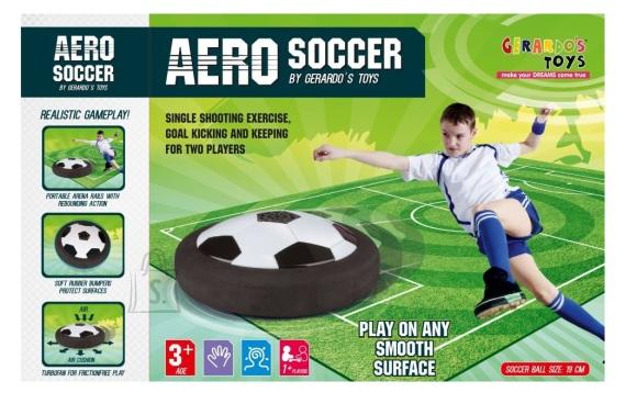 Gerardo's Toys Elektriline õhujalgpall