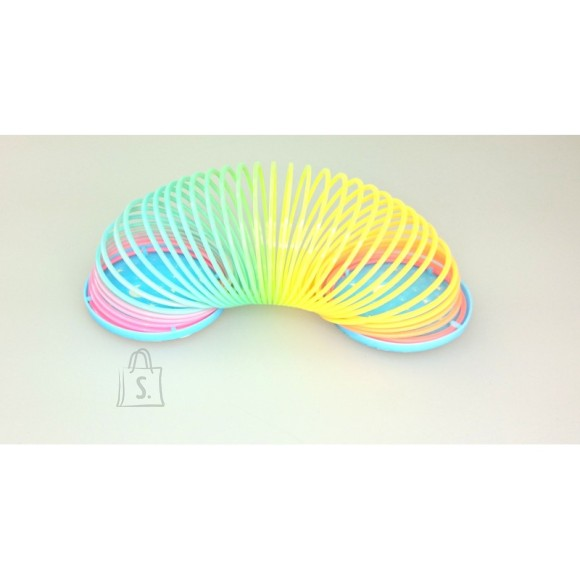 Värviline vedru