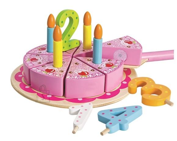 Gerardo's Toys Puidust sünnipäevatort