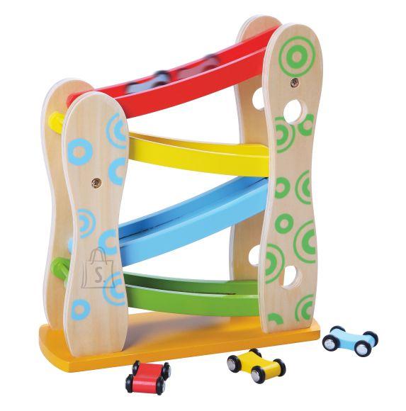 Gerardo's Toys Puidust autorada