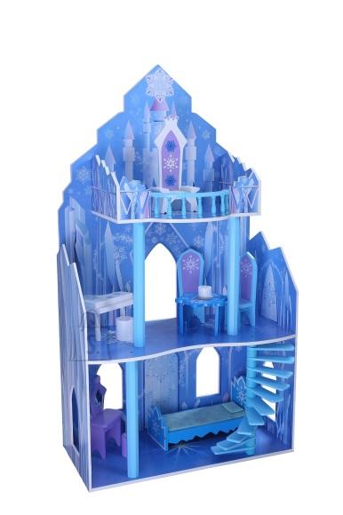 Gerardo's Toys Puidust nukumaja Yasmine