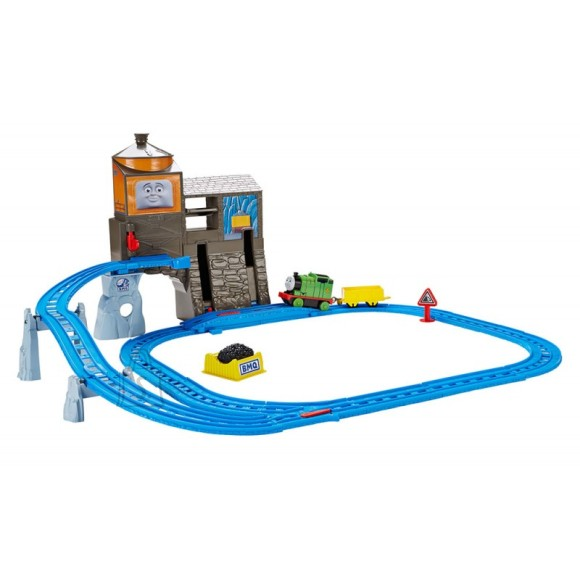 Fisher Price Thomas & Friends rongirada Percy Lift