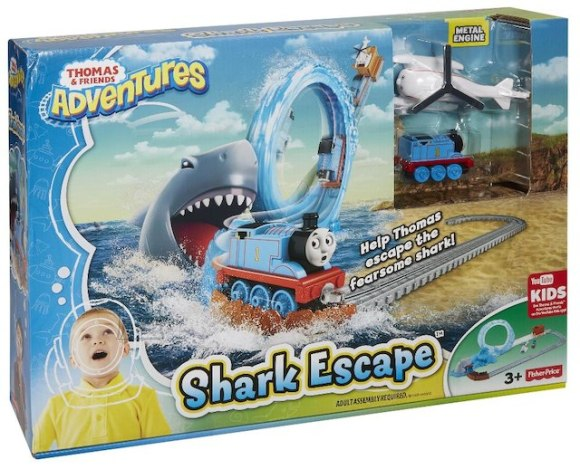 Fisher Price Thomas & Friends Shark Escape