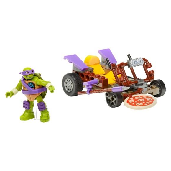 Mega Bloks Teenage Mutant Ninja Turtles - Donnie autoga