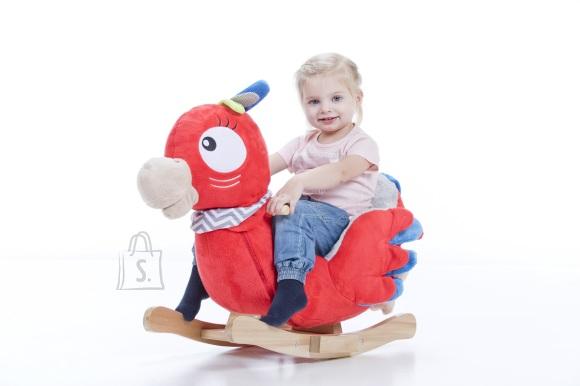 Gerardo's Toys Kiikloom Papagoi muusikaga