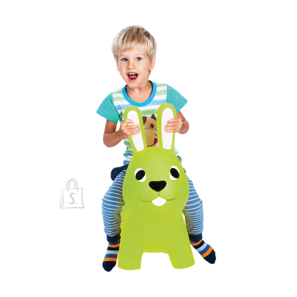 Gerardo's Toys Jumpy hüppeloom Jänes