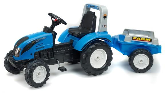 Falk Traktor Landini käruga