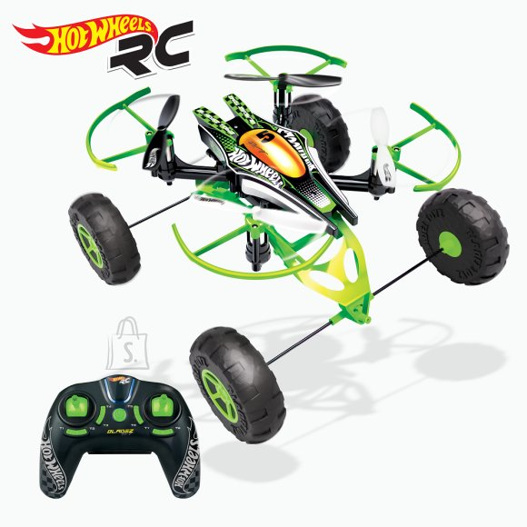 Hot Wheels droon Monster X-Terrain DRX