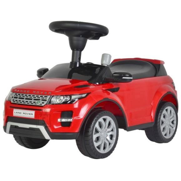 Chi Lok pealeistumisauto Land Rover