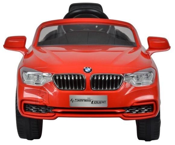 Chi Lok elektriauto BMW 4 Series, punane