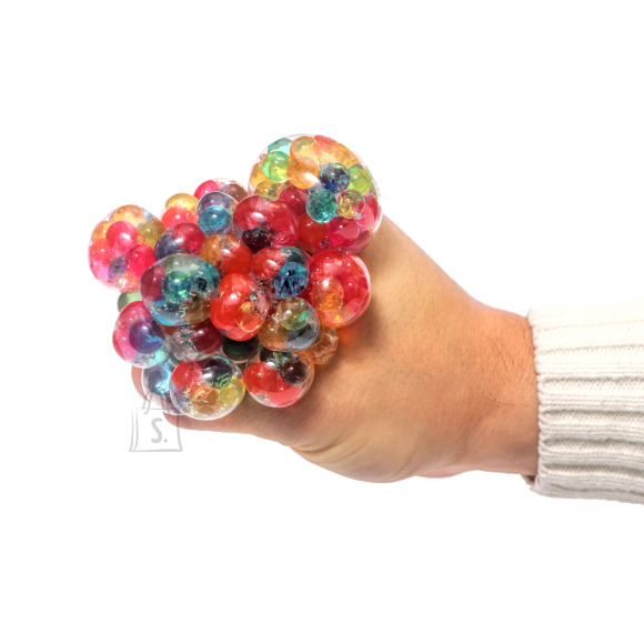 Gerardo's Toys mudimispall Easy Squeezy värviline