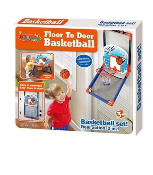Korvpallilaud uksele/põrandale