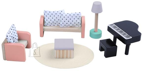 Gerardo's Toys Puidust nukumööbel Elutuba