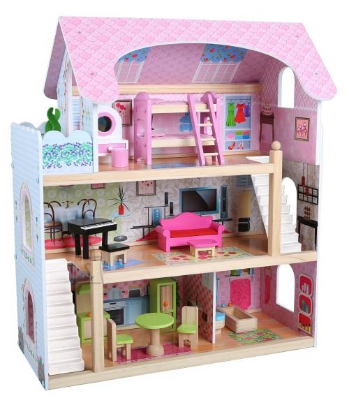 Gerardo's Toys Puidust nukumaja Marbella