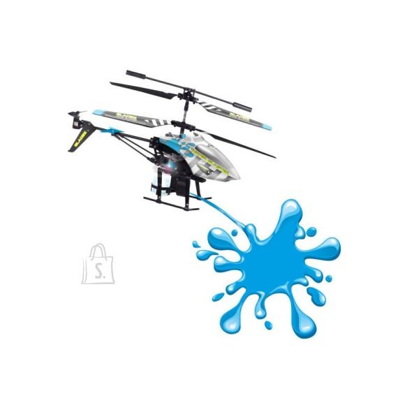Puldiga helikopter, vett pritsiv