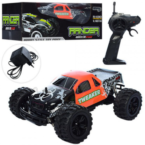 Puldiauto Off-Road 1:18